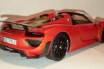 Baubericht Porsche 918 Spyder
