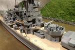 Admiral Graf Spee im Maßstab 1:350