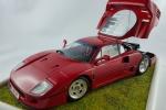 Ferrari F40 in 1:24
