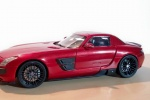 Mercedes Benz SLS in 1:24