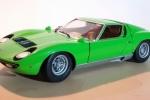 Lamborghini Miura 400S Maßstab 1:24