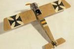Fokker E II im Maßstab 1:48