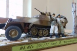 Sd.Kfz. 251/17 Ausführung D in 1:35