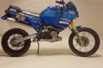 Yamaha XT660 Ténéré im Maßstab 1/9