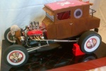 Ford Model T im Maßstab 1:8