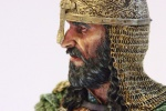 Saladin Büste Maßstab 1:9