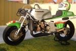 Kawasaki KR500 von Tamiya im Maßstab 1:12