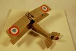 Nieuport Ni.11 der Escadrille N62 im Maßstab 1:48
