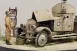 Rolls Royce Armoured Car im Maßstab 1:35