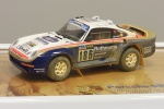 Porsche 959 Paris-Dakar in 1:24