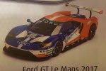 Revell Bausatz Ford GT – Le Mans 2017