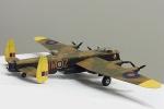 Avro Lancester Mk.III im Maßstab 1:72